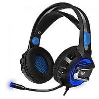 Гарнитура игровая CROWN CMGH-3101 Black&blue