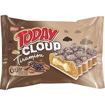 Пончик тортик Cloud TODAY c кофейным кремом 50 гр (24 шт в упак)