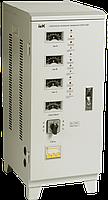 Стабилизатор напряжения трехфазный СНИ3-6 кВА IEK