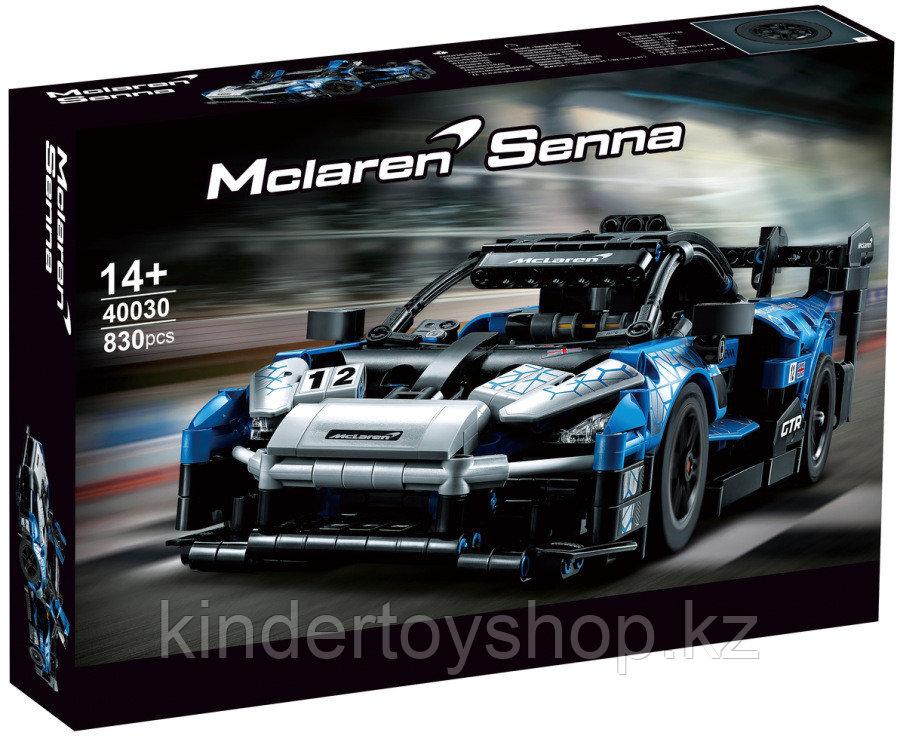 Конструктор аналог Лего Техник 42123 Lego Technic Суперкар McLaren Senna GTR. KING 40030