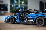 Конструктор аналог Лего Техник 42123 Lego Technic Суперкар McLaren Senna GTR. KING 40030, фото 8