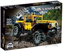 Конструктор аналог лего техник Lego Technic Jeep Wrangel 42122 LELE 40032