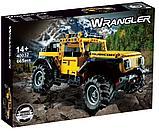 Конструктор аналог лего техник Lego Technic Jeep Wrangel 42122 LELE 40032, фото 4