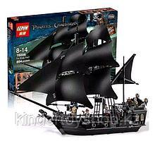 Конструктор аналог лего LEGO Pirates of the Caribbean 4184 King Пираты Черная жемчужина 16006