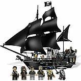 Конструктор аналог лего LEGO Pirates of the Caribbean 4184 King Пираты Черная жемчужина 16006, фото 2