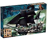 Конструктор аналог лего LEGO Pirates of the Caribbean 4184 King Пираты Черная жемчужина 16006, фото 6