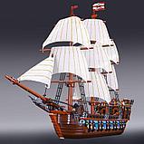 Конструктор аналог лего lego 10210 пираты карибского моря Корабль Имперский флагман 22001/19003 Imperial Flags, фото 3
