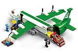 Конструктор Sluban Авиация 0371: грузовой самолет 383 деталей аналог лего Lego City Аэропорт, фото 2