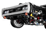 Конструктор аналог лего Форсаж Lego 42111 Dodge Charger Доминика Торетто Lepin 20016 Fast & Furious, фото 4