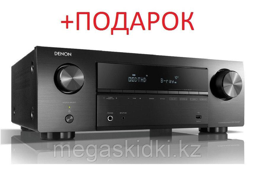 AV-ресивер DENON AVR-X550BT Черный