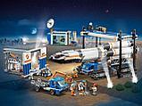 "Конструктор Lari ""Площадка для сборки транспорта для перевозки ракет"", 1097 дет, АНАЛОГ LEGO 60229 (ЛЕГО СИТИ), фото 3"
