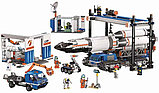 "Конструктор Lari ""Площадка для сборки транспорта для перевозки ракет"", 1097 дет, АНАЛОГ LEGO 60229 (ЛЕГО СИТИ), фото 2"