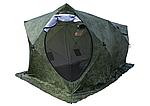 Палатка для зимней рыбалки СТЭК куб  Дубль, фото 2