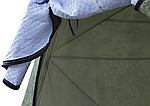 Палатка для зимней рыбалки СТЭК куб  Дубль, фото 6
