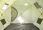 Палатка для зимней рыбалки СТЭК куб  Дубль, фото 4