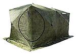Палатка для зимней рыбалки СТЭК куб  Дубль, фото 3