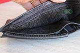 Мужское портмоне из натуральной кожи KAOBERG, фото 9
