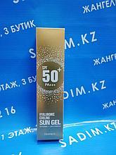 Deoproce Hyaluronic Cooling Sun Gel SPF50+/PA+++ -  Cолнцезащитный гель с гиалуроновой кислотой