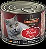 Leonardo beef с говядиной, влажный корм для кошек