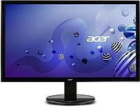 Монитор Acer 21.5 1920x1080 DVI D-Sub HDMI Черный (K222HQLbid)