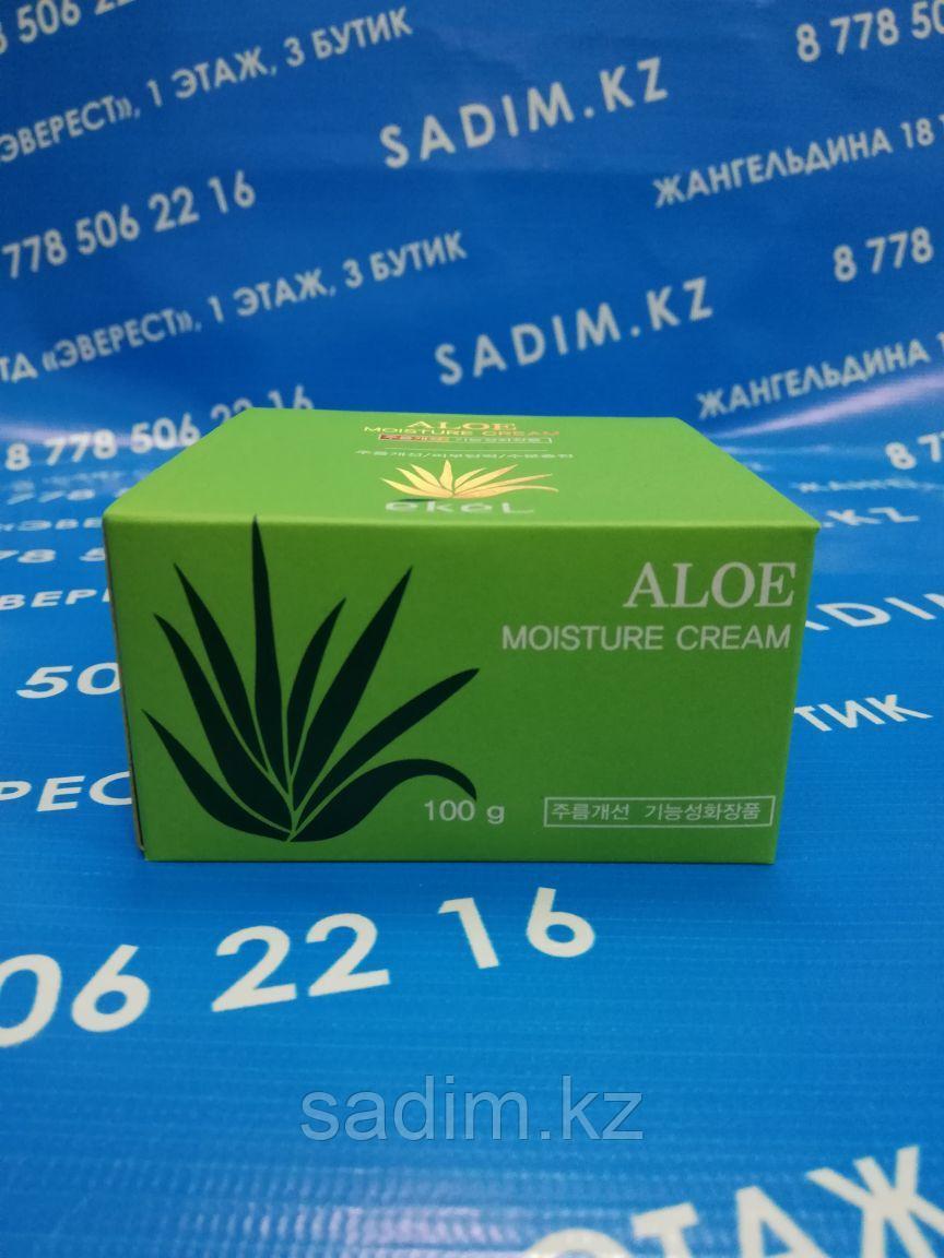 Ekel Aloe Moisture Cream (Ультраувлажняющий крем с экстрактом алое)