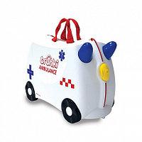Trunki 0358-GB01 Чемодан на колесиках Скорая помощь