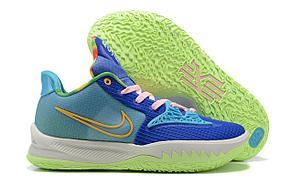 "Баскетбольные кроссовки Nike Kyrie Low IV ( 4 ) ""Blue"", фото 3"