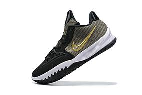 "Баскетбольные кроссовки Nike Kyrie Low IV ( 4 ) ""Black\Gold"""