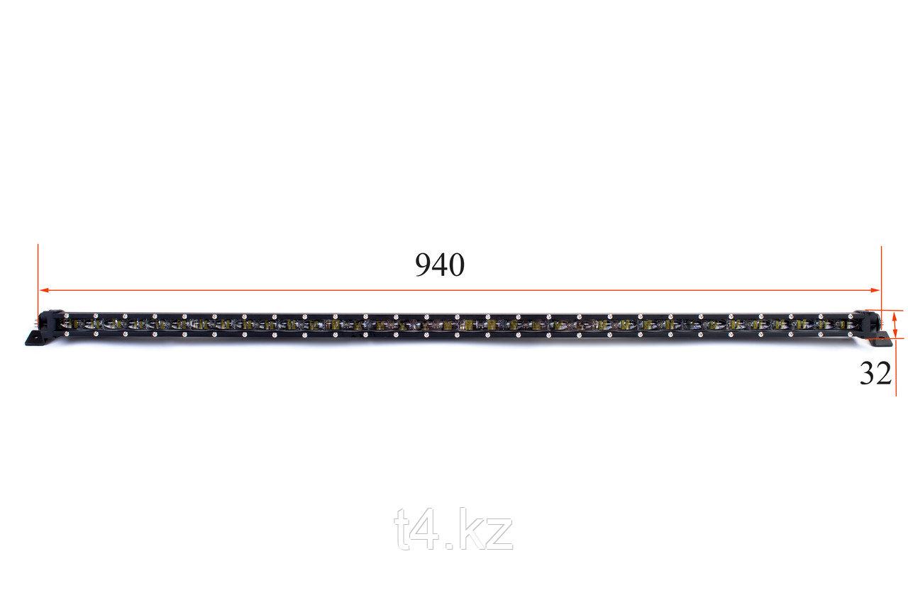 Люстра светодиодная тонкая 940мм / 180W Cree- T4