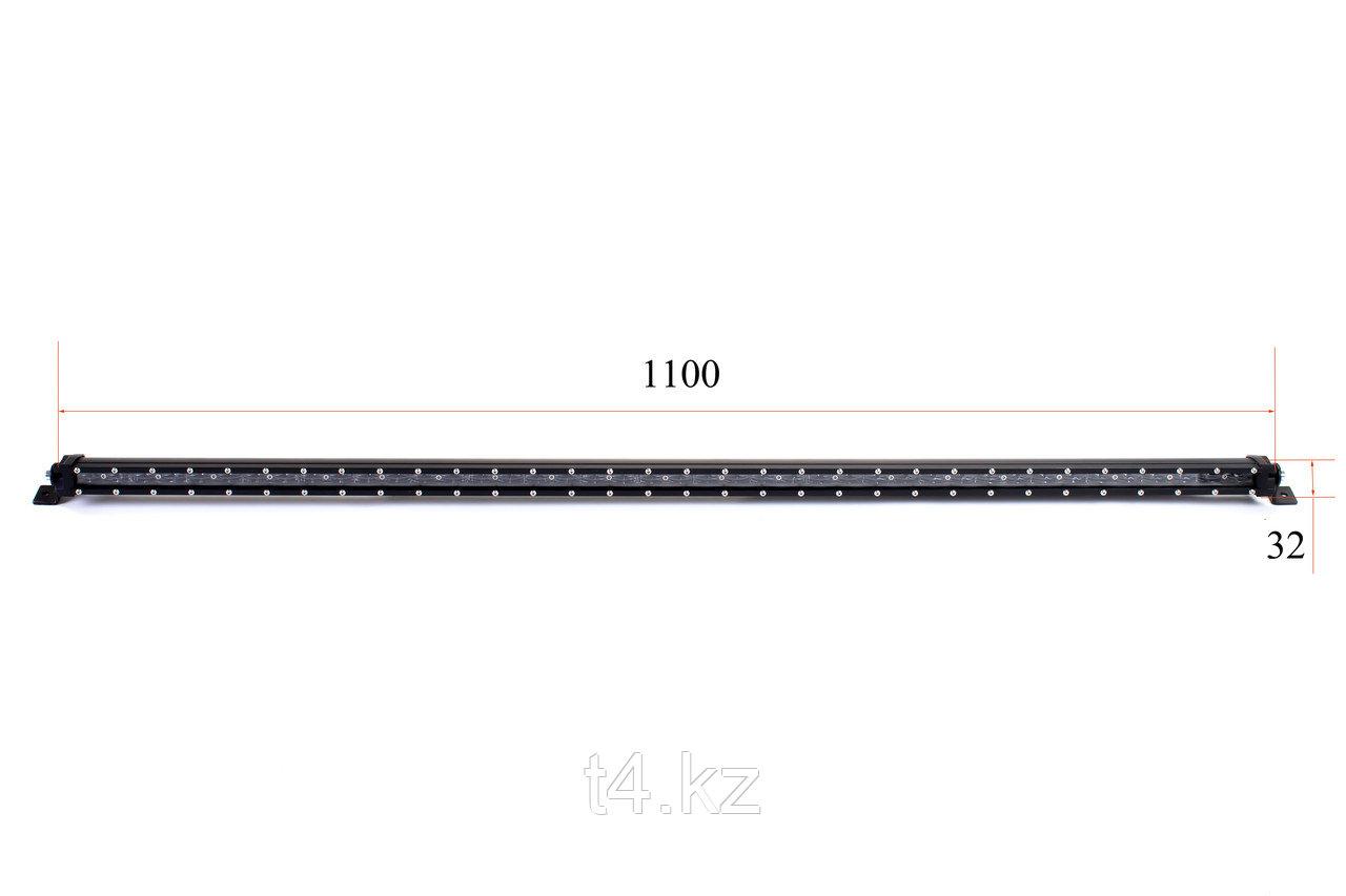 Люстра светодиодная тонкая 1100мм / 210W Cree- T4