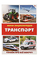 Подарок - Мини энциклопедия Транспорт.