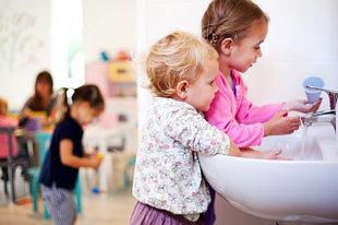 Детское мыло для рук и лица