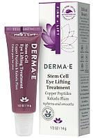 Derma E Лифтинг для кожи вокруг глаз со стволовыми клетками Stem Cell Lifting Eye Treatment