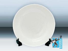 Тарелка P8B1 белая, 7.5