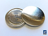 32 мм - Заготовки значков, металл/магнит