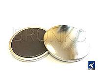 50мм -Заготовки значков, металл/винил. магнит