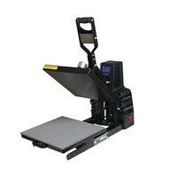 Термотрансферный пресс (плоский) (380*380) SHP-15LP3MS автооткрывание, выдвижной стол