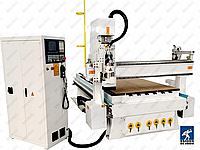 JBC-2030-S-ATC. Фрезерно-обрабатывающий центр с ЧПУ с линейным магазином автоматической смены инструментов