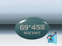 45x69 - Заготовки значков овал магнит