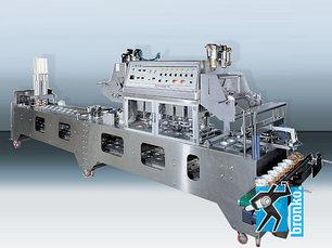 Упаковочное оборудование для молочных продуктов