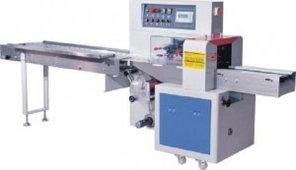 Горизонтальная упаковочная машина, модель HDL-250X