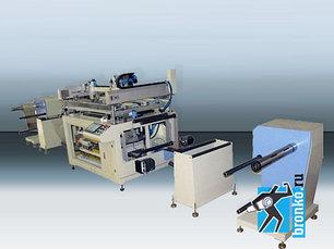 Трафаретные рулонные печатные машины