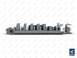 Рулонные офсетные печатные машины