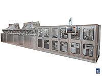 VPD450 G. Линия по производству влажных салфеток с групповой упаковкой от 30 до 120 шт
