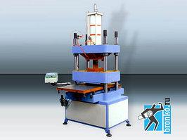 Пресс для вырубки блистера модель QZY-60