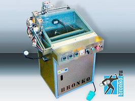 Аппарат для сборки и спайки пласт.карт DH-400 (Коллатор) перед спеканием
