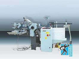 ZY360TK. Фальцевальная машина 2+1, пневматика