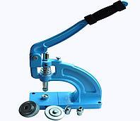 Аппарат для установки люверсов на баннеры, 10 мм, ручной с инструментом