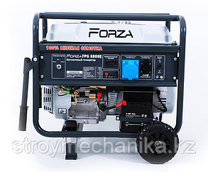 Бензиновый генератор 6 кВт - 6.5 кВт Forza FPG8800E
