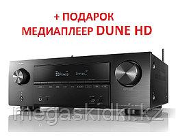 AV-ресивер DENON AVR-X1600H Черный